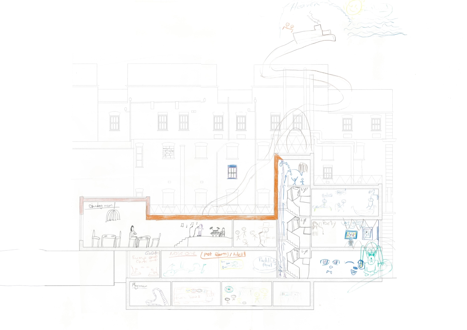 The Calthorpe Project sketch 2