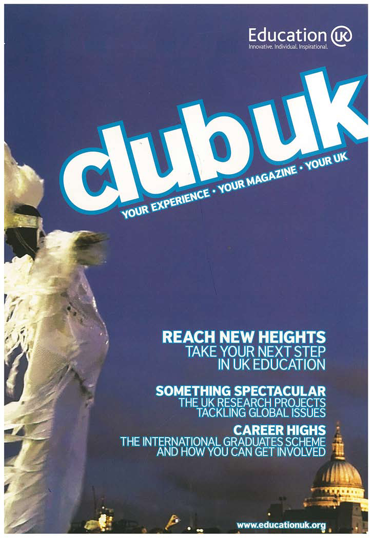 British Council Club_Cover
