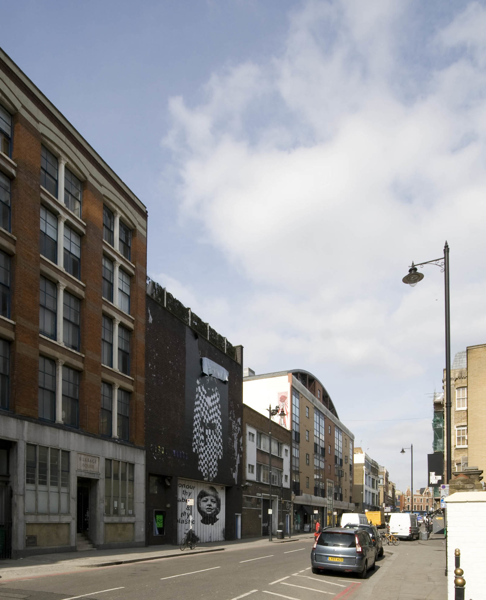 Curtain Road 3
