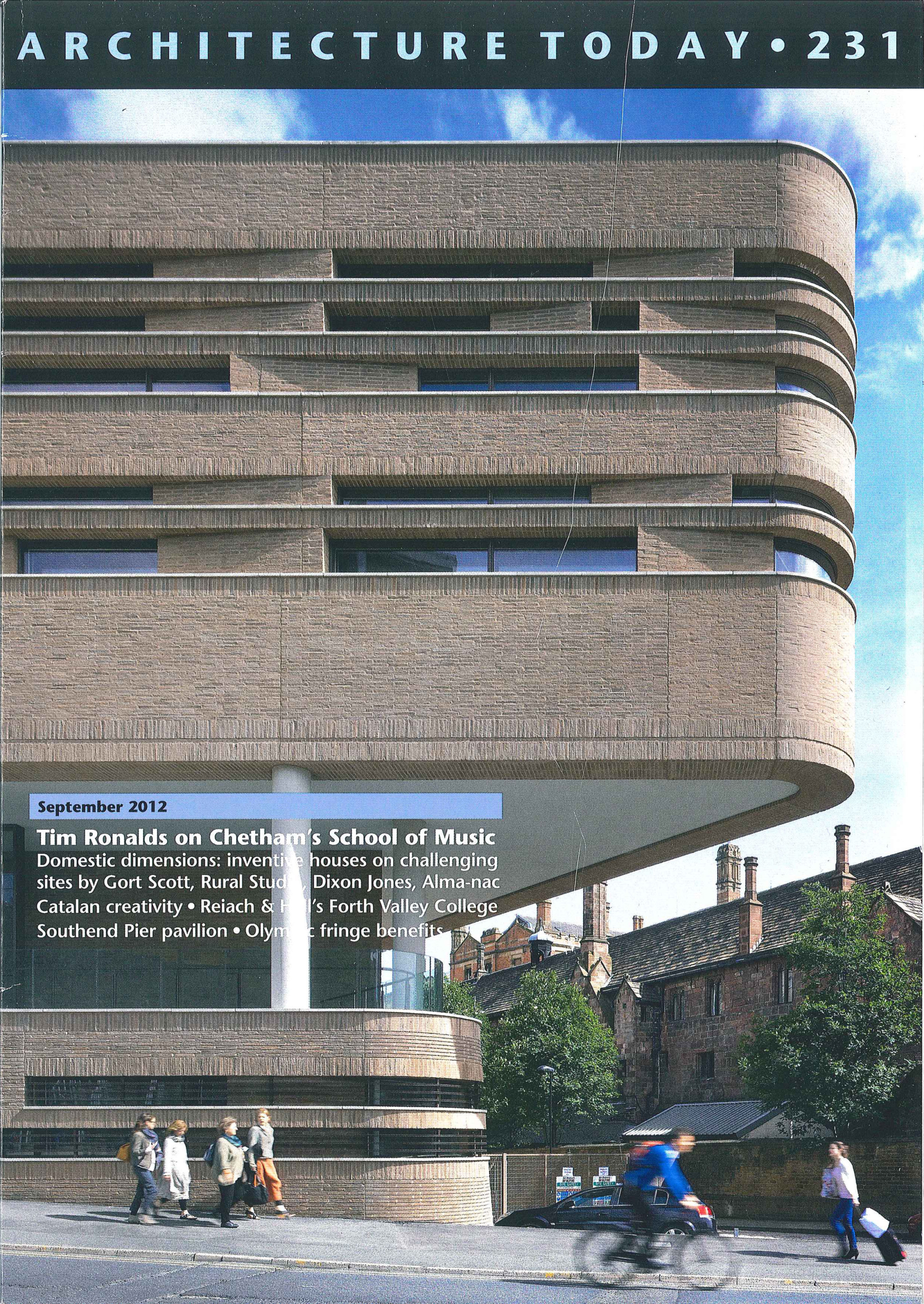 architecture today 231 cover