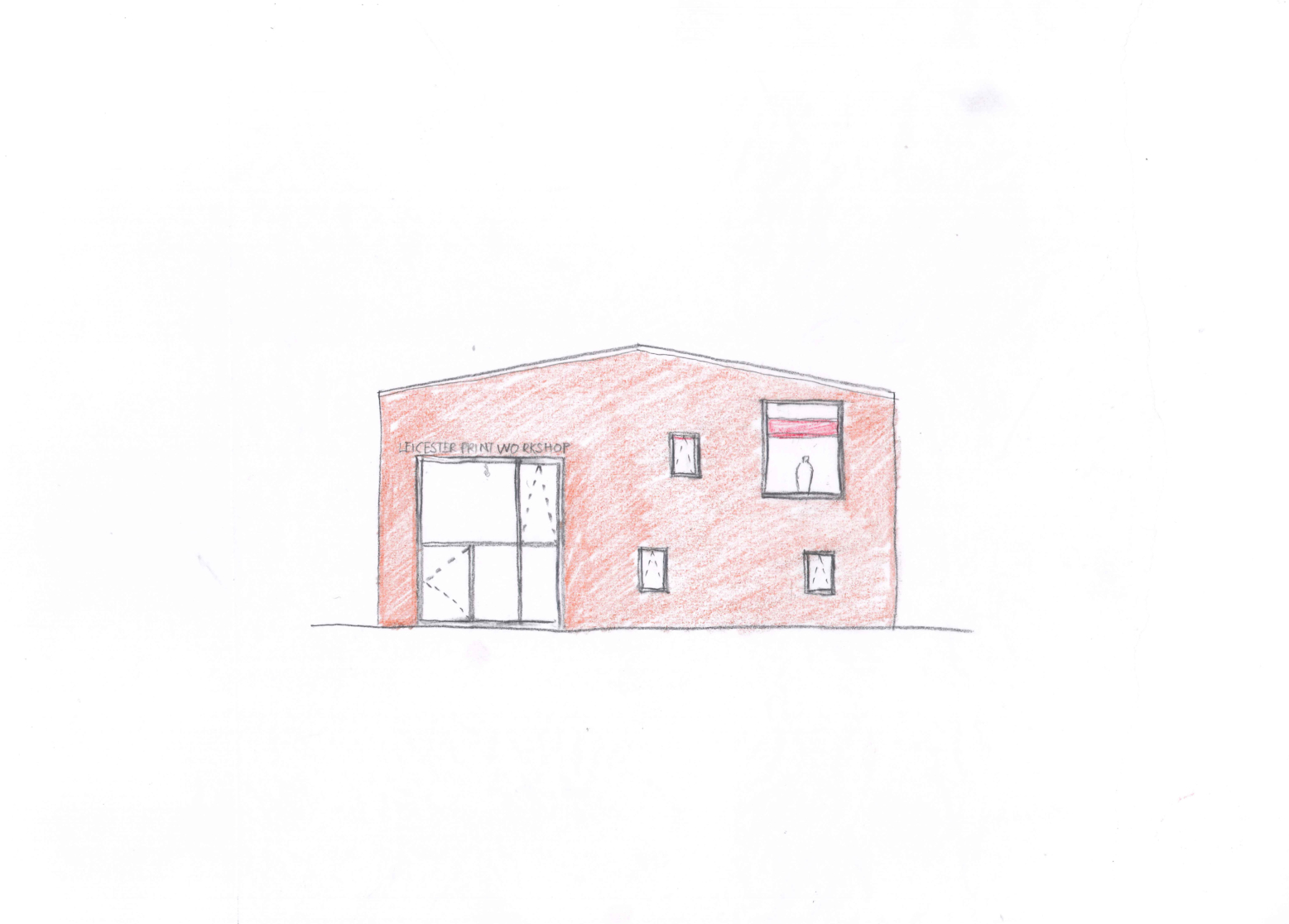 Leicester Print Workshop_sketch 2