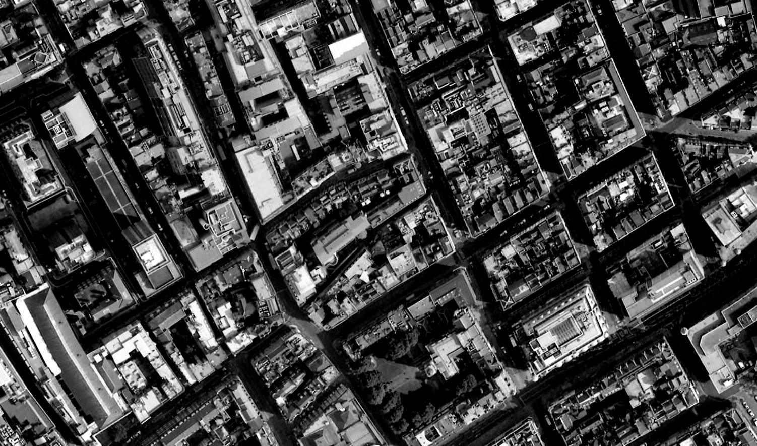 Dean Street aerial 1