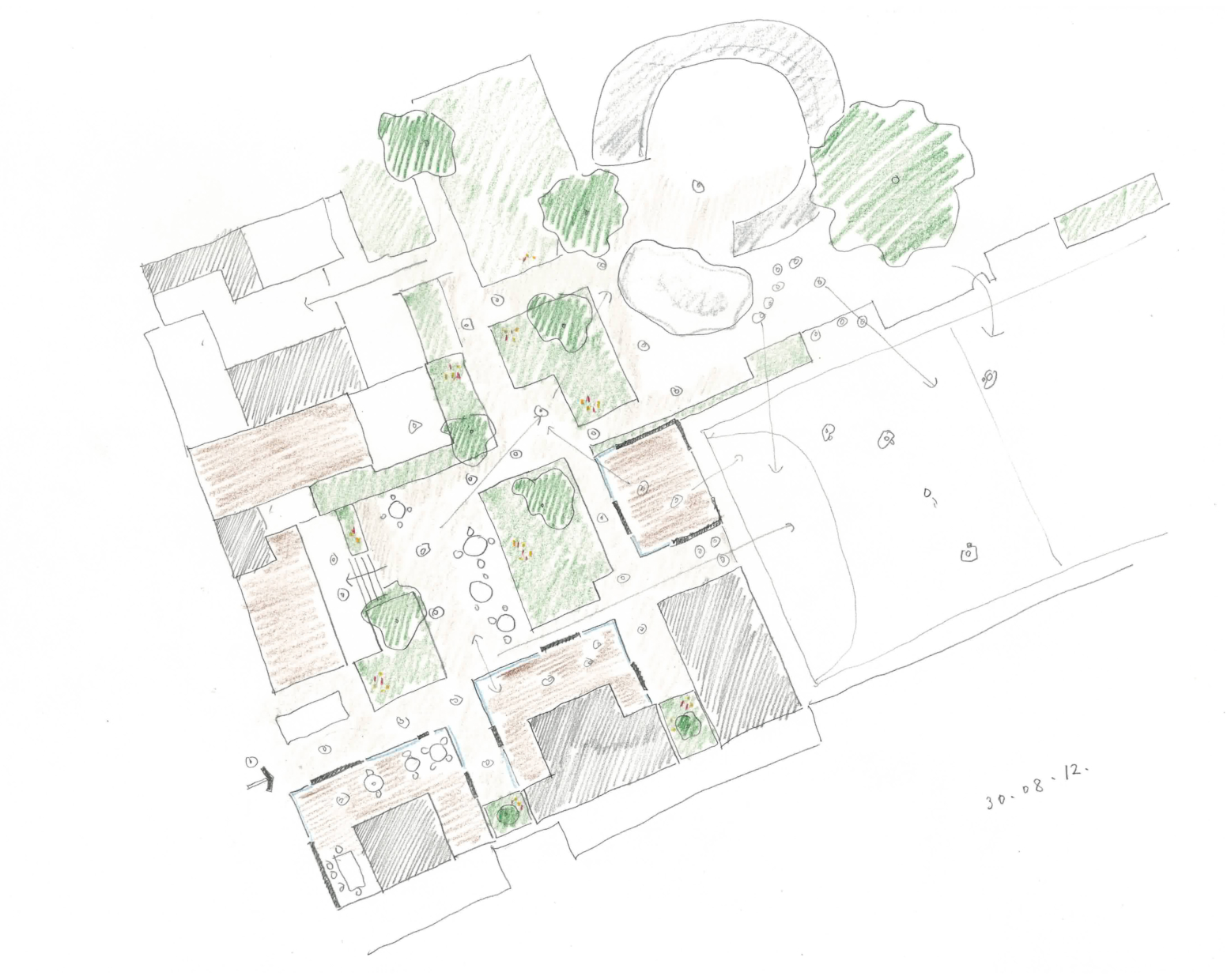 The Calthorpe Project_site plan