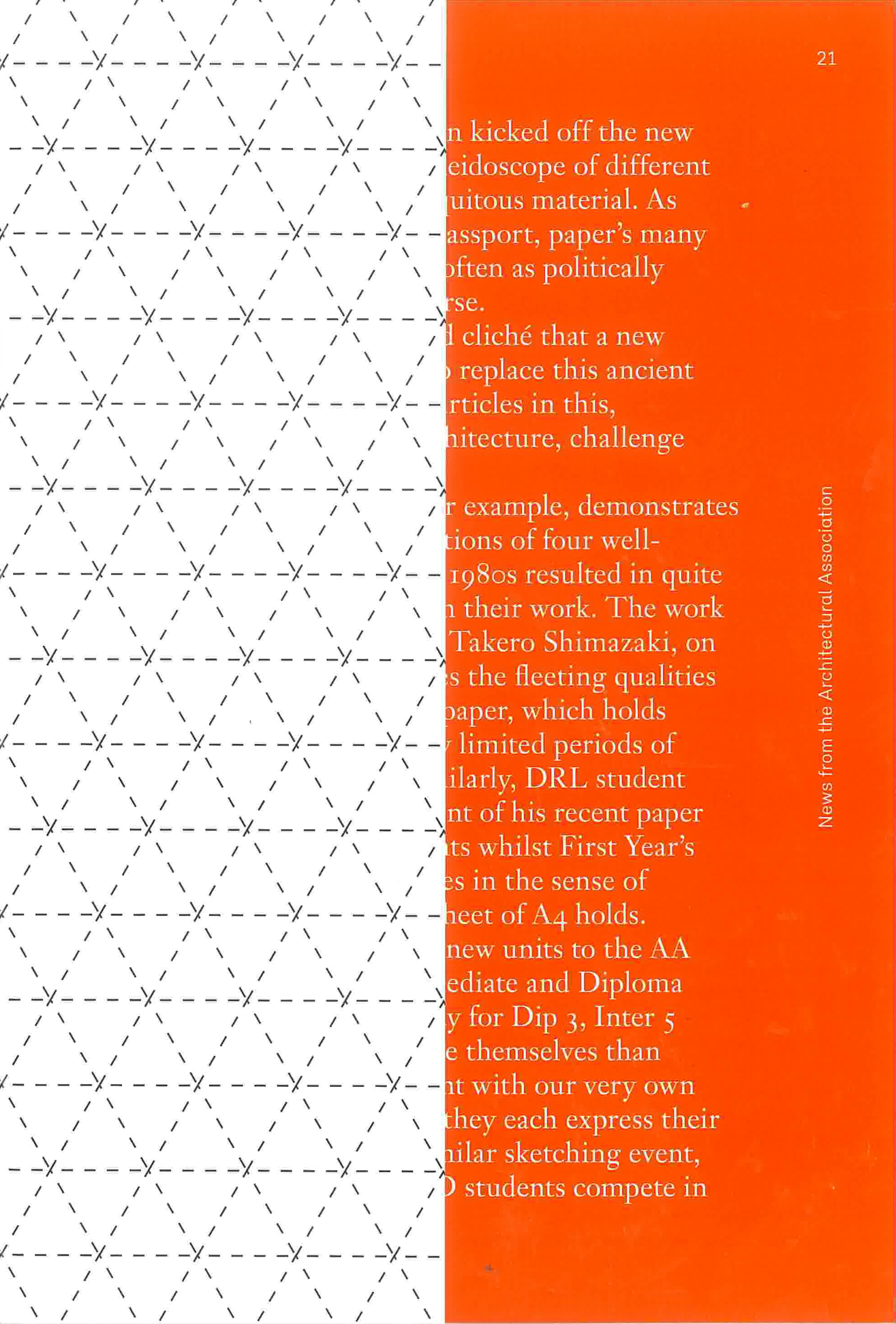 AArchitecture 21_Cover