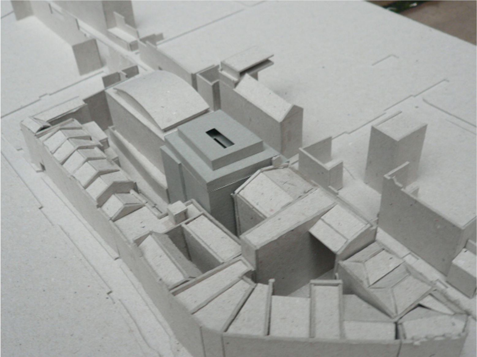 Curtain Road model 4
