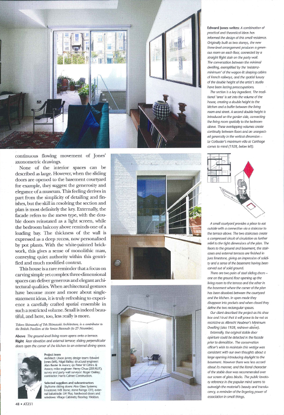 architecture today 1-3