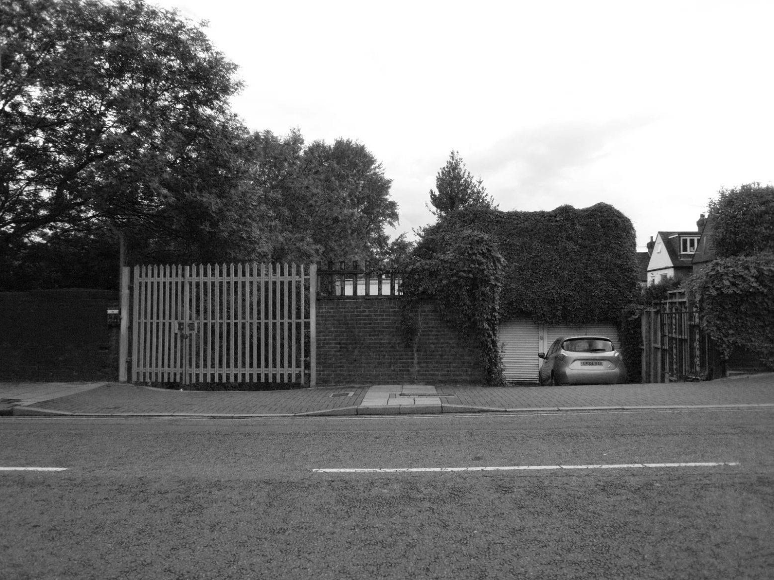 Tiverton House_Existing Site Photograph