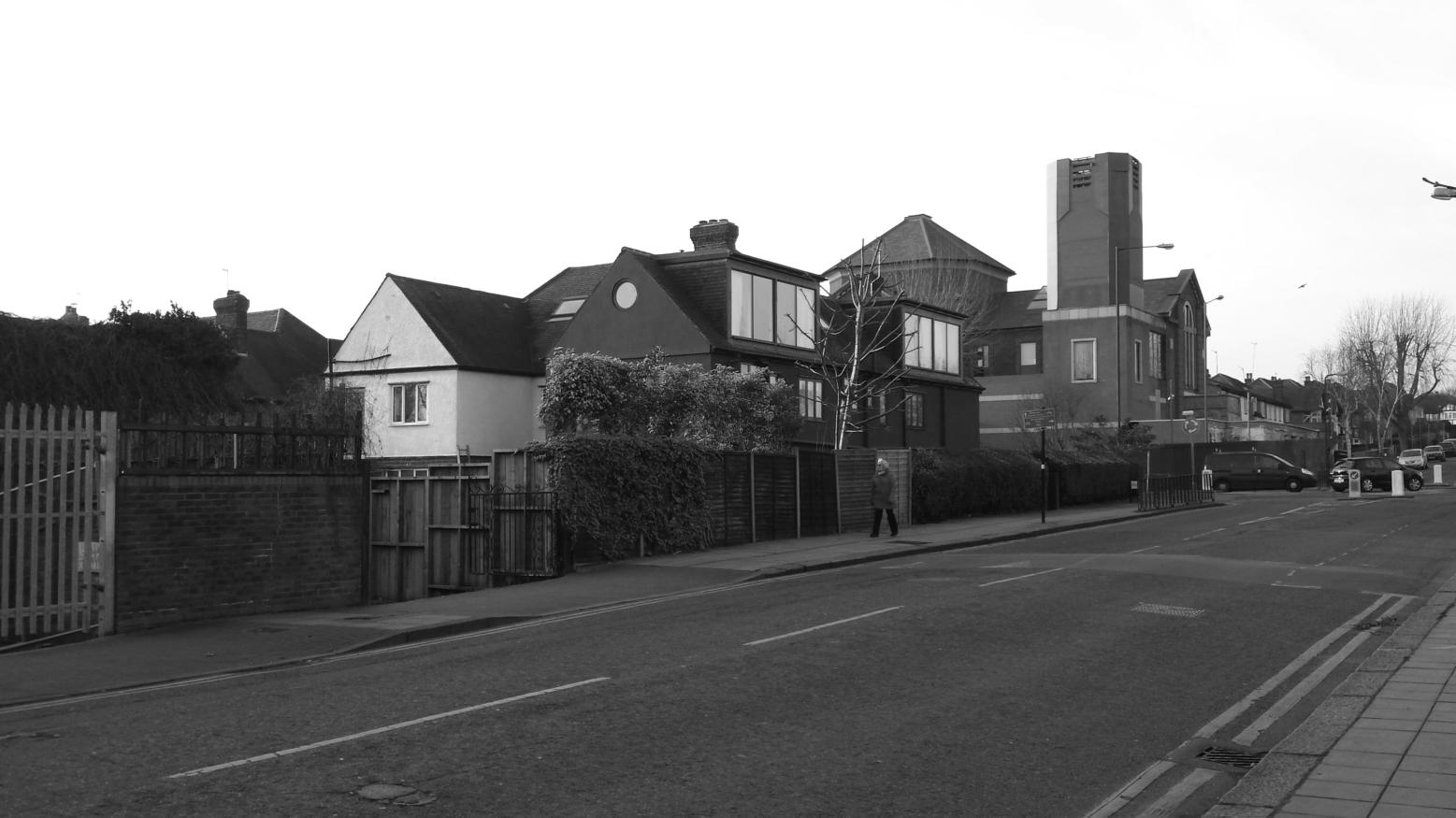 Tiverton House_Existing Site Photograph 05